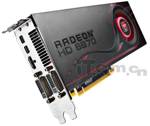 Visual da nova placa da AMD