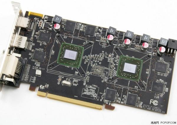 A Radeon HD 5770 X2.