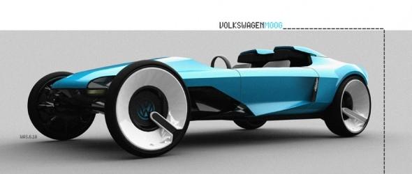 Moog, criação do designer Klaud Wasiak.