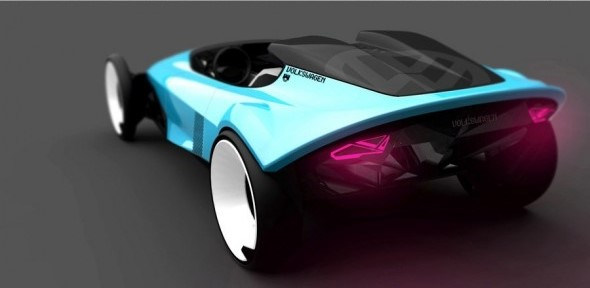Além da sonoridade futurista, o veículo é ecologicamente correto.