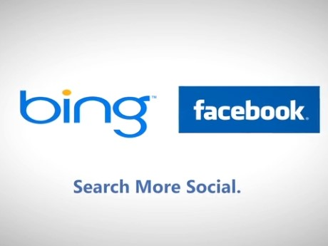 Bing e Facebook estabelecem poderosa parceria!