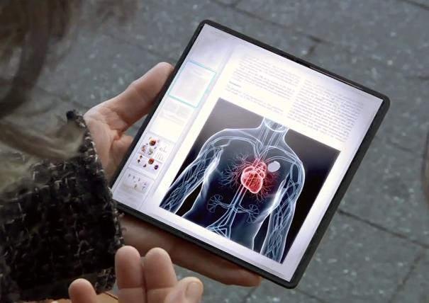 Tecnologia salvando vidas.