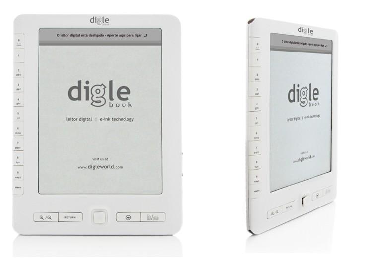 Digle Reader chega ao Brasil