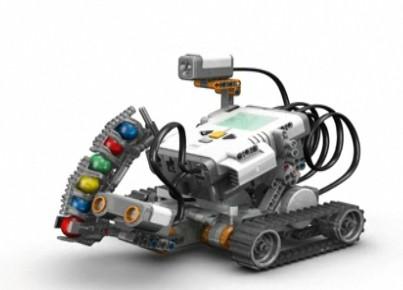 Lego feito com o NTX Mindstroms