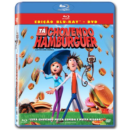 Ta Chovendo Hambúrguer, um dos títulos disponíveis em 3D
