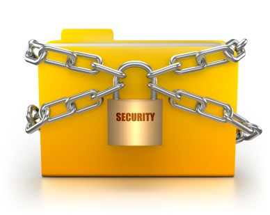 Proteja suas pastas. Criptografia é a sua arma.