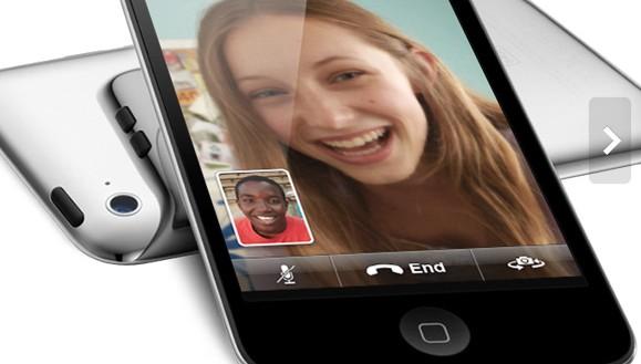 Novo iPod Touch. É a Apple melhorando ainda mais seus produtos.