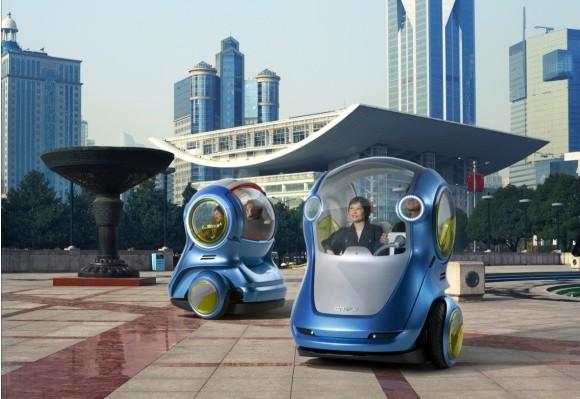 Os automóveis de 2030
