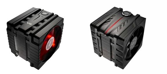 Novos coolers da Cooler Master