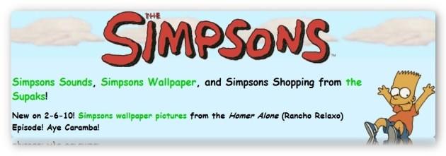 Simpsons Sounds