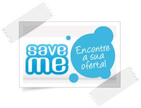 8144c2ed7 O SaveMe funciona como um portal de compras. Ele reúne todas as ofertas  anunciadas em sites de compras coletivas e clubes de compra.