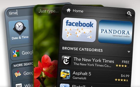 Acesse seu aplicativos favoritos via Palm Pre 2