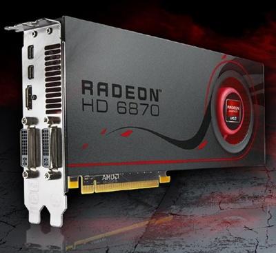 Nova placa da AMD