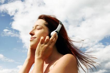 Relaxe. Música sempre!
