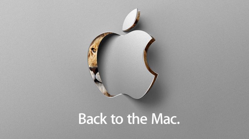 Um leão parece ser o novo felino da vez para a Apple!