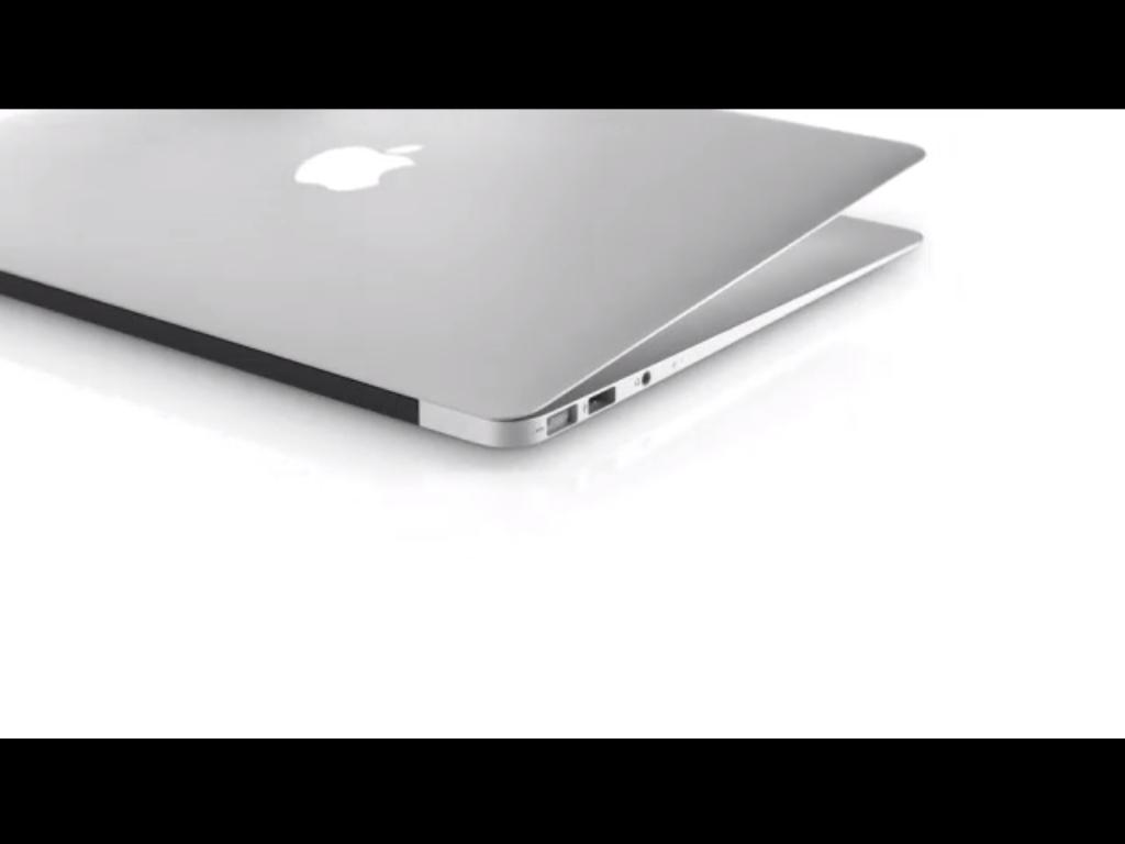 A espessura no ponto mais grosso do aparelho é pouco mais de meia polegada.