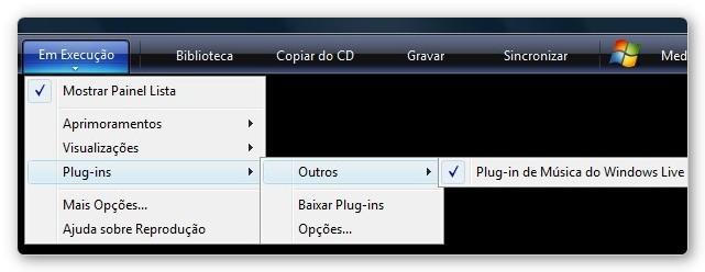 Como ativar no Windows Media Player