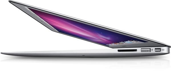 Novo MacBook Air