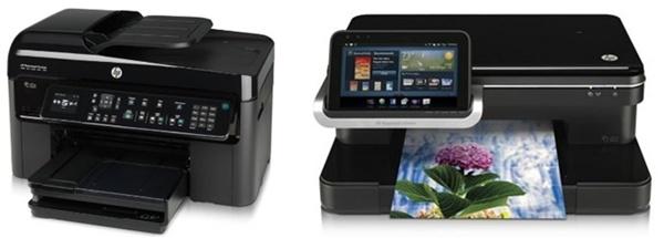 Impressoras da linha doméstica HP Photosmart com tecnologia ePrint