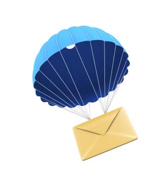 Emails intermináveis.