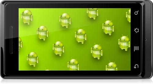 Nova versão do Android: Gingerbread.