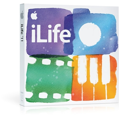 Caixa do iLife ´11.