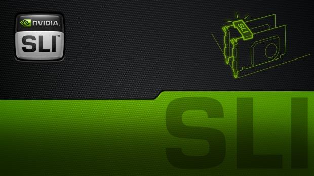 Mais desempenho e mais qualidade com NVIDIA SLI