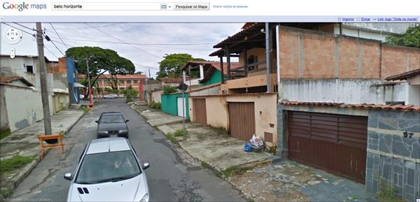 Google Street View coletou informações indevidas. Imagem: Reprodução.