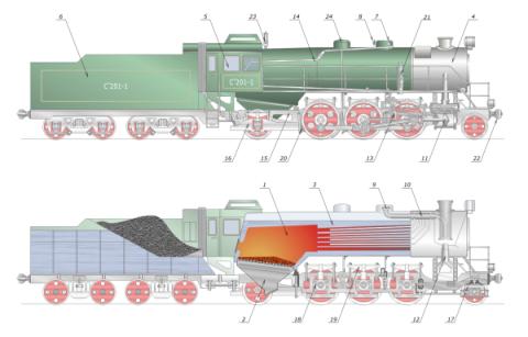 Ilustração criada no CorelDRAW