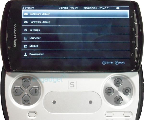 Playstation Phone: o novo portátil da Sony?