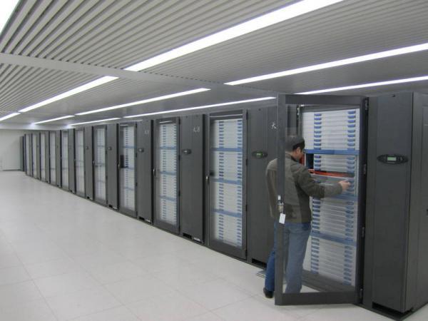 Supercomputador atual