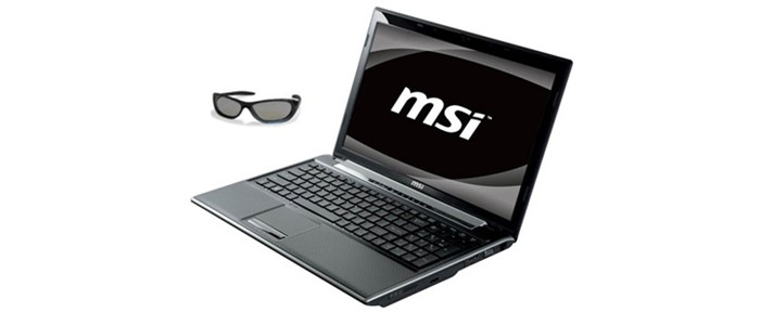 Visual do novo modelo da MSI