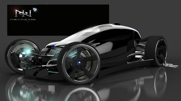 Novo conceito de carro!