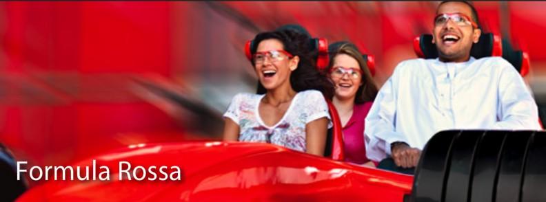 Fonte da imagem: Divulgação/Ferrari World