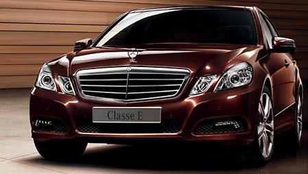 Mercedes Benz Classe E (imagem de divulgação)