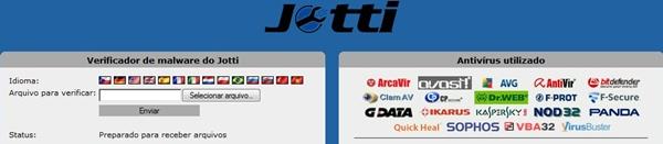 Jottis Malware Scan