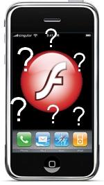 Flash no iPhone