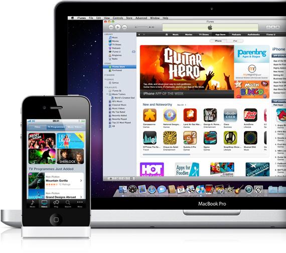 Sincronização entre iPhone 5 e Macs compatíveis com o sistema NFC.