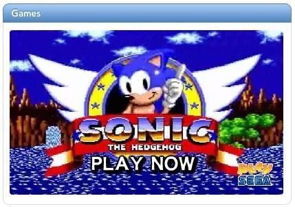 Play SEGA.