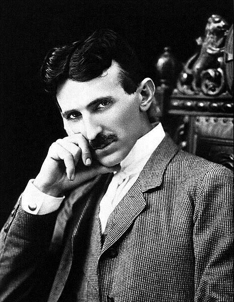 Nikola Tesla ainda é um mistério