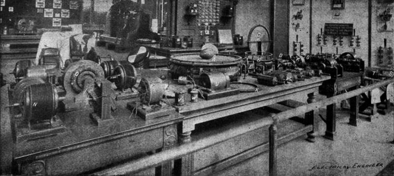 O laboratório de Tesla