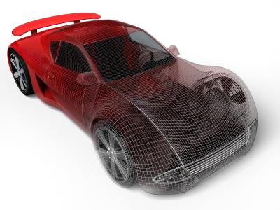 Carros com eletromagnetismo
