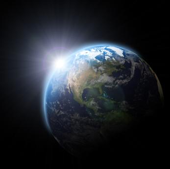 O planeta teria um novo rumo