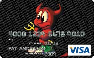 Cartão da BSDFund