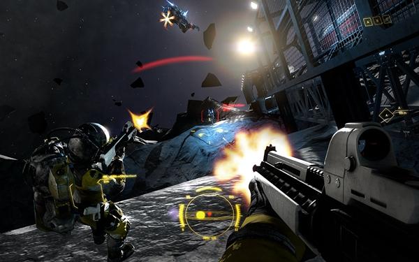 Shattered Horizon, um dos games gratuitos até domingo!