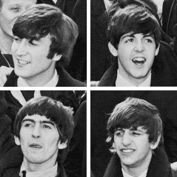 O quarteto fantástico!