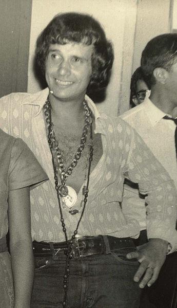 O Rei na década de 70.