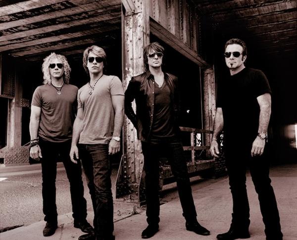 Bon Jovi transmite show ao vivo pelo YouTube