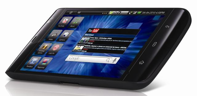 Dell Streak está no meio do caminho entre smartphone e tablet
