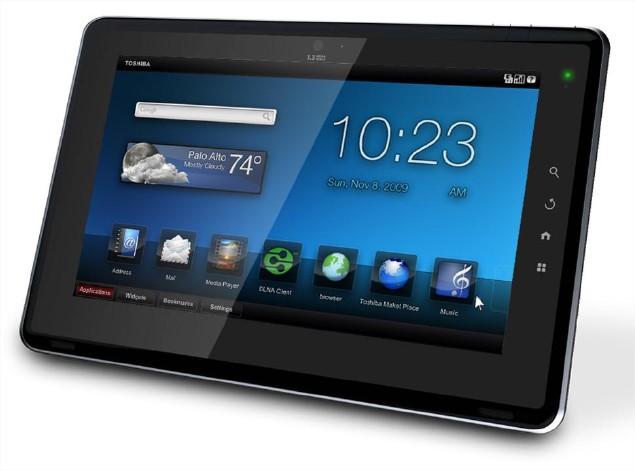 Toshiba Folio é o mais próximo do iPad sem comprar um Apple